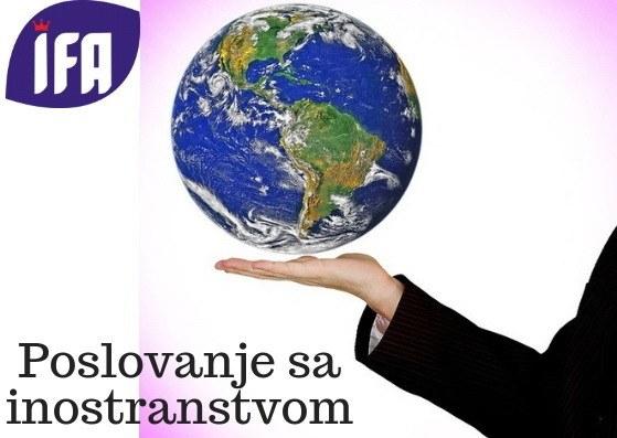 Poslovanje sa inostranstvom