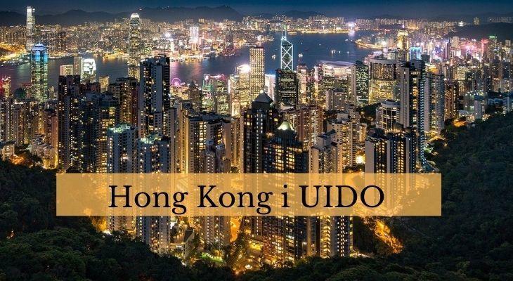Hong Kong skinut