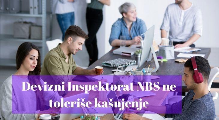 Izveštaji prema NBS