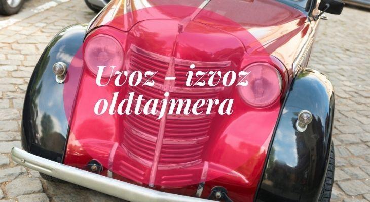 Izvoz polovnih vozila i oldtajemera